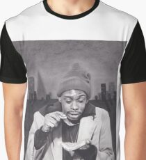 Tyrone Biggums (Dave Chappelle) in the Tenderloin Graphic T-Shirt