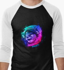 Otter Space Men's Baseball ¾ T-Shirt