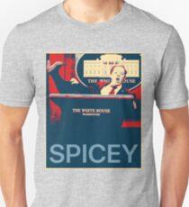 "Sean Spicer ""Spicey"" SNL inspired Unisex T-Shirt"