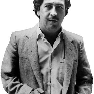 Pablo Escobar by AfroStudios