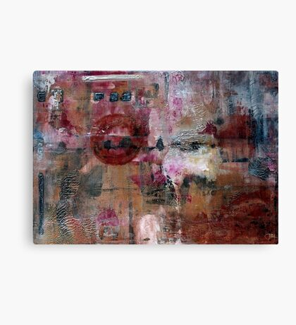 A Glorious Mess Canvas Print