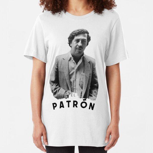Pablo Escobar | El Patron Camiseta ajustada