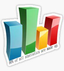 Statistics Sticker