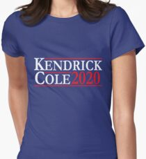 Kendrick & Cole For President Women's Fitted T-Shirt