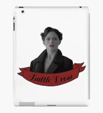 'Battle Dress' - Irene Adler iPad Case/Skin
