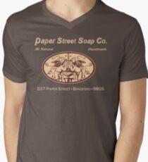 Paper Street Soap Co.T-Shirt Men's V-Neck T-Shirt