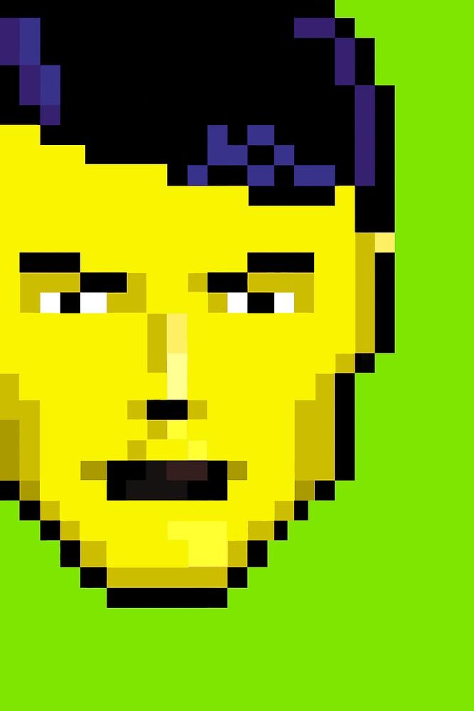 The Pixel Surgeon by Dan Marshall