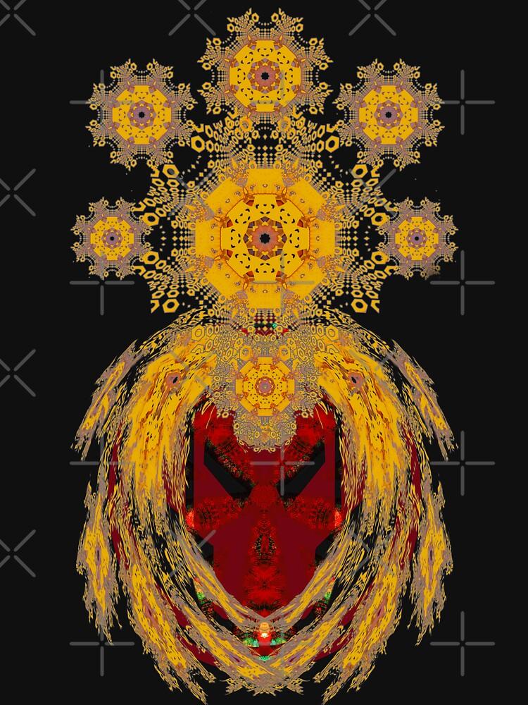 aztecWarrior by webgrrl