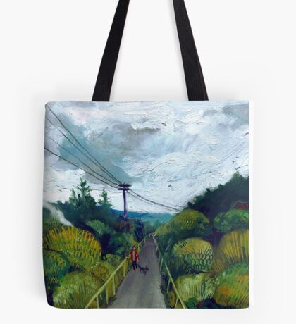 The Trouble Is... Tote Bag