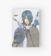 Naruto and Sasuke Hardcover Journal