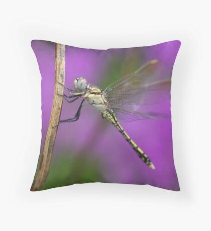 Fairies in my Garden Throw Pillow