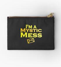 I'm a Mystic Mess Zipper Pouch