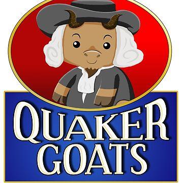 Quaker Goats!  by DeviantNerd
