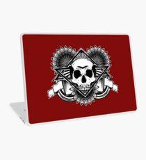 Freak Skull Laptop Skin