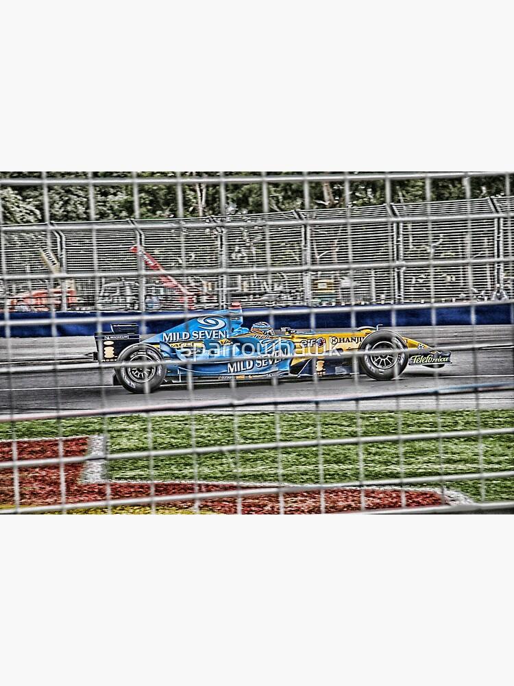 Formula 1 Grand Prix - Renault by sparrowhawk