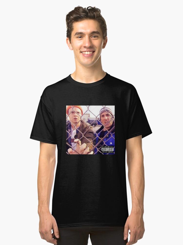 Alternate view of Scranton The Electric City Classic T-Shirt