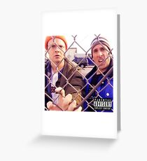 Scranton The Electric City Greeting Card