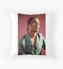ASAP ROCKY Throw Pillow