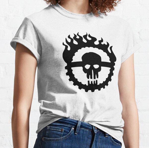 Guzzoline Robotics - Black Logo Classic T-Shirt