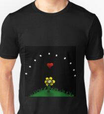 Flowey the flower Unisex T-Shirt