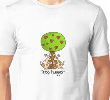 Tree huggers Unisex T-Shirt