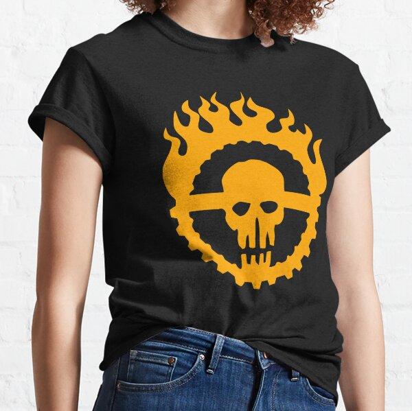 Guzzoline Robotics - Orange Logo Classic T-Shirt