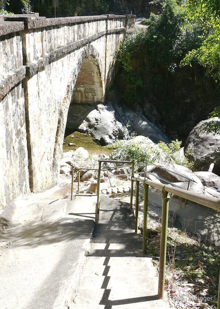 Water under the bridge by sally ebringer