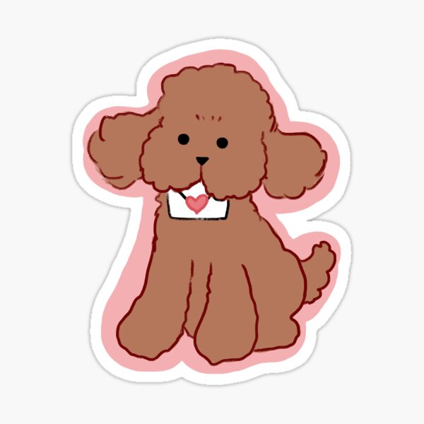 Makkachin  Sticker