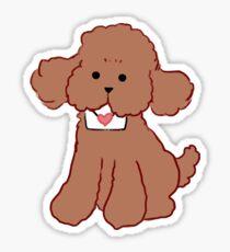 Makkachin Sticker