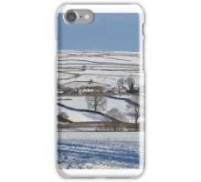 Wharfedale Christmas  iPhone Case/Skin
