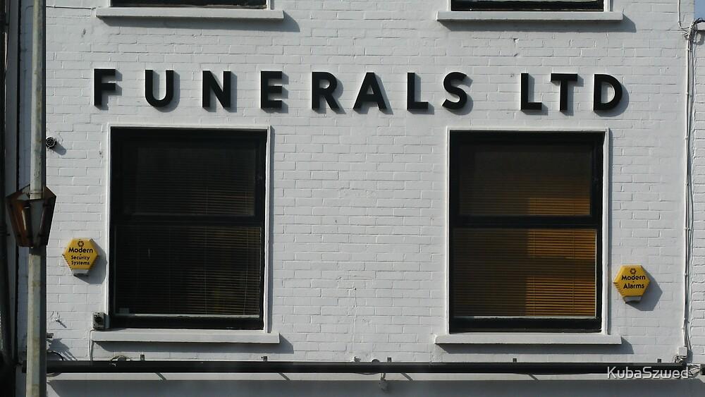 Funerals Ltd. by KubaSzwed