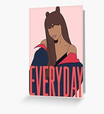 Ariana Everyday Greeting Card
