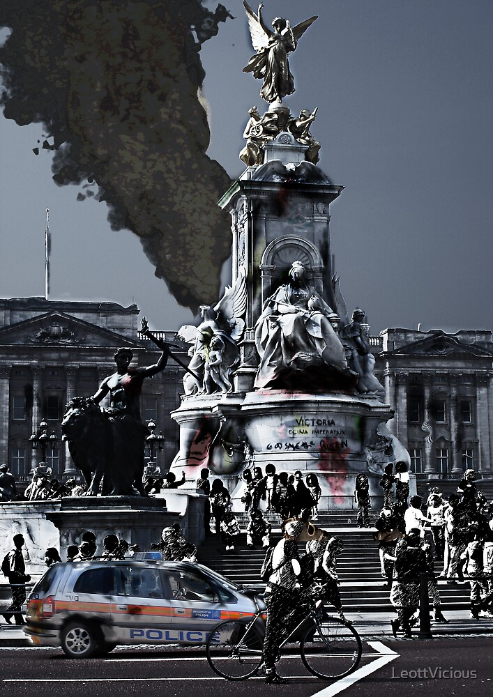 Buckingham World War 3 by LeottVicious
