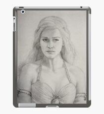 Silver Queen iPad Case/Skin