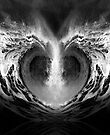 iPad Case. Stormy Soul With A Heavy Heart. by Alex Preiss