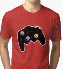 Modern Controller Cubist Tri-blend T-Shirt