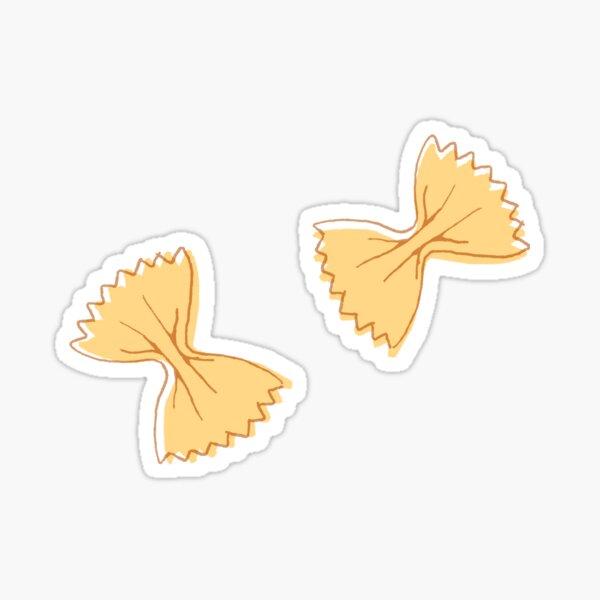 Farfalle 2 Sticker