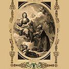 Saint Gaetan by fajjenzu