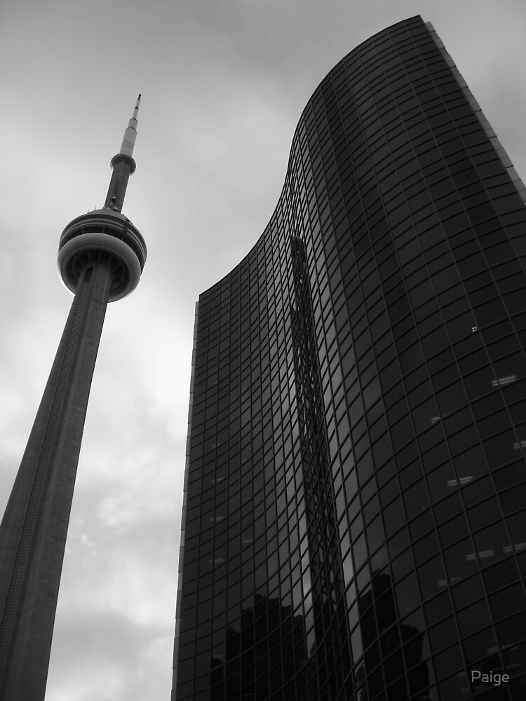 Towering Toronto by Paige