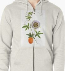 Passion Zipped Hoodie