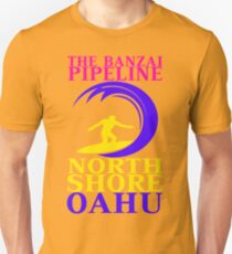 Banzai Pipeline Unisex T-Shirt