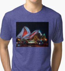 Wrap up the sails of the Opera Tri-blend T-Shirt