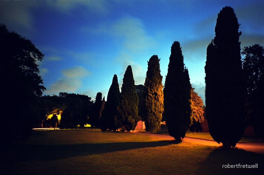 Park Evening by robertfretwell