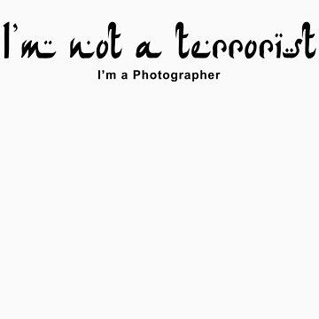 Not a Terrorist by whoisalex