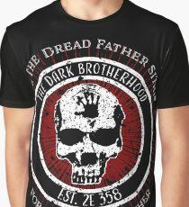 Dark Brotherhood Vintage Design Graphic T-Shirt