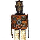 Mr Roboto by Neil Elliott