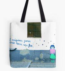 Spanish Street Art Tote Bag