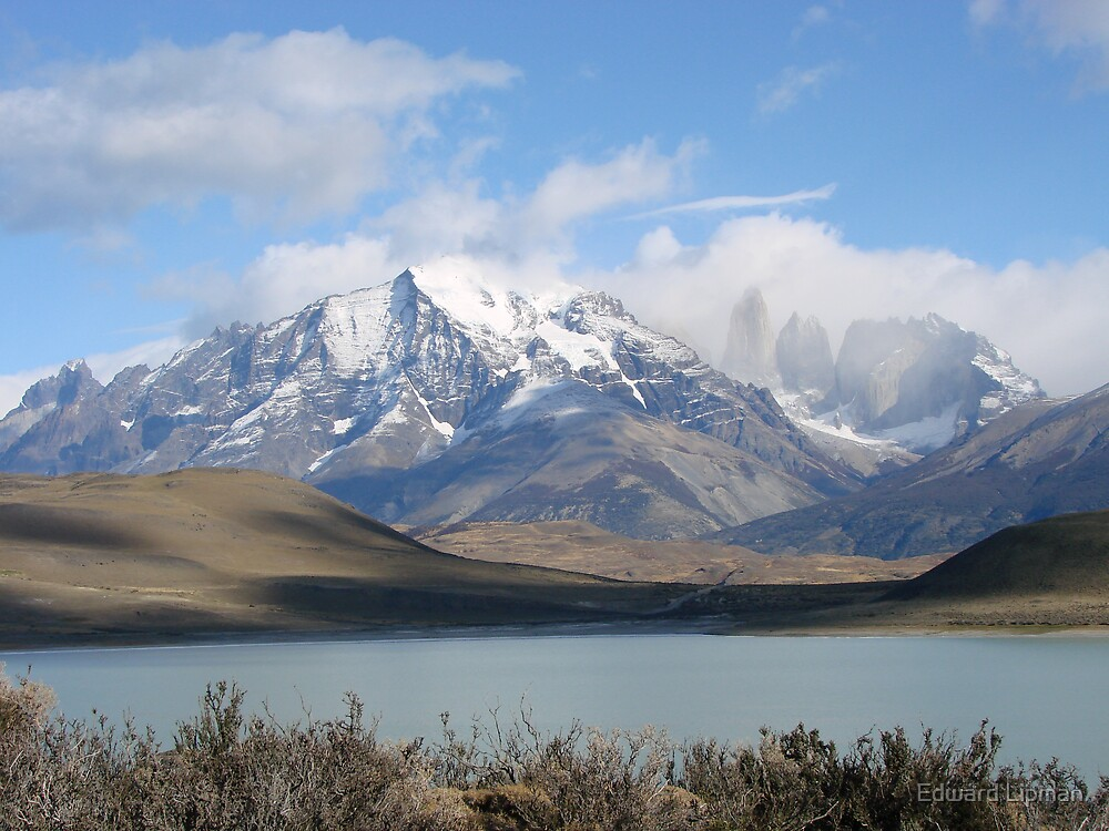 Patagonia, Chile by Edward Lipman