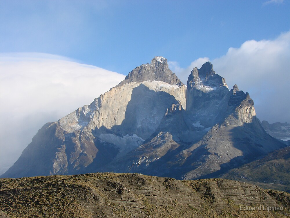 The Horns of Patagonia by Edward Lipman