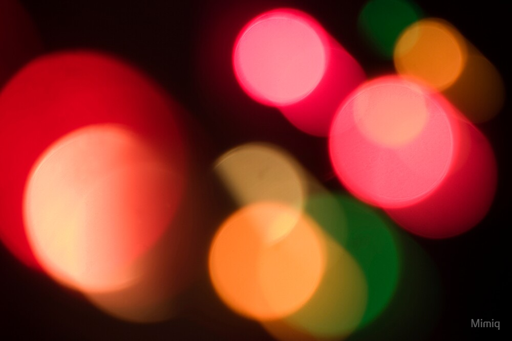 Fairy Lights 3 by Mimiq